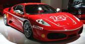 フェラーリ430チャレンジ